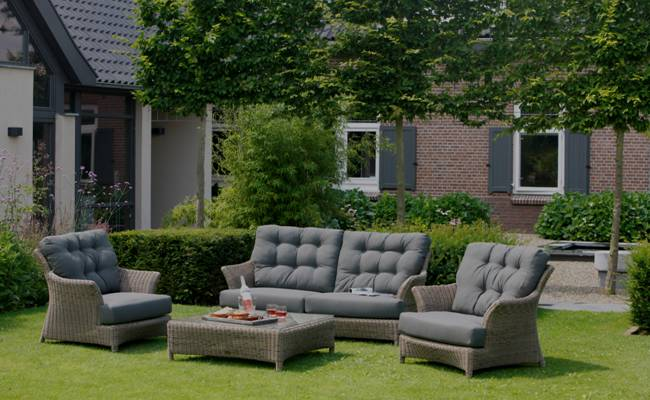 Outlet Tuinmeubelen 4 Seasons 2016