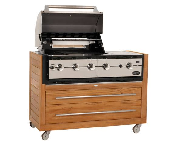 Buitenkeuken Boretti : Boretti Buitenkeuken Outdoor Kitchen Barbecue Boretti