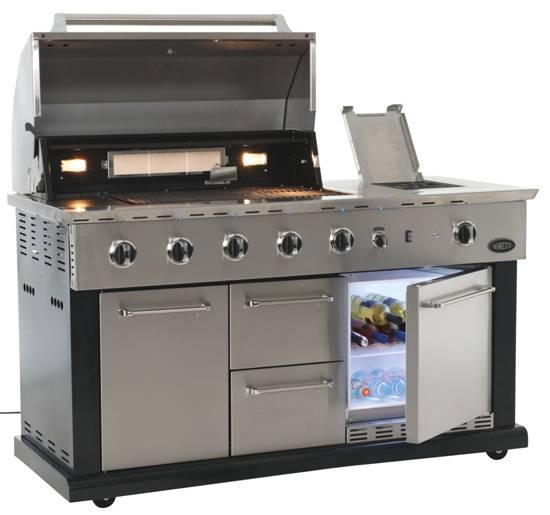 Boretti Keuken Marciano : Outdoor Kitchen Barbecue Boretti Buitenkeuken Marciano