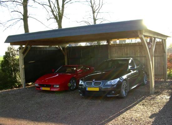 carport houten carports aluminium carports en maatwerk carports