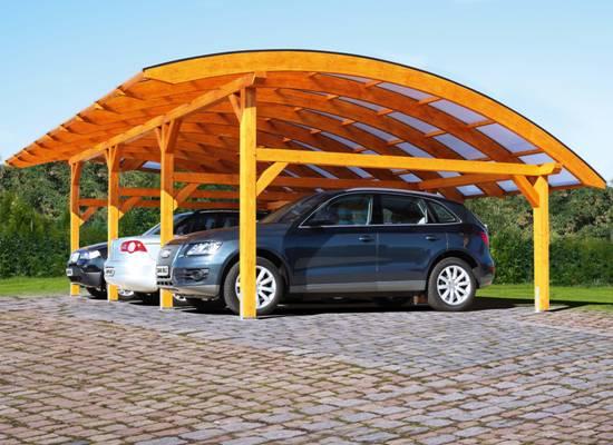 Carport, Houten Carports, Aluminium Carports en Maatwerk Carports