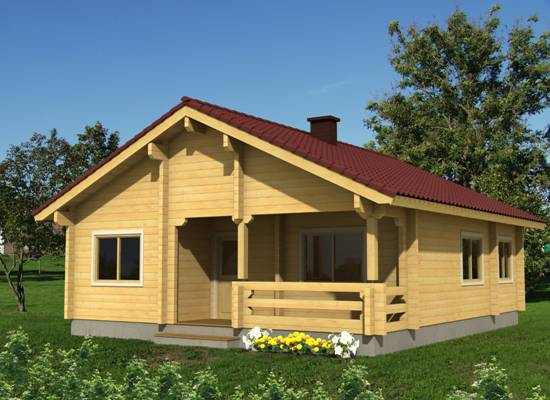 Chalets hout chalet chalet bouwen finse woning houten woningen chalet regina - Chalet hout ...