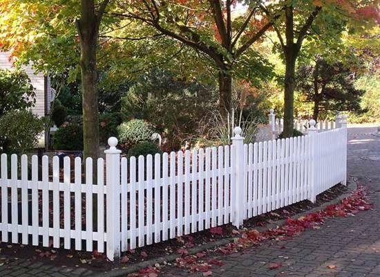 Hekwerken kopen hekwerken houten hekwerken for Grensafscheiding tuin