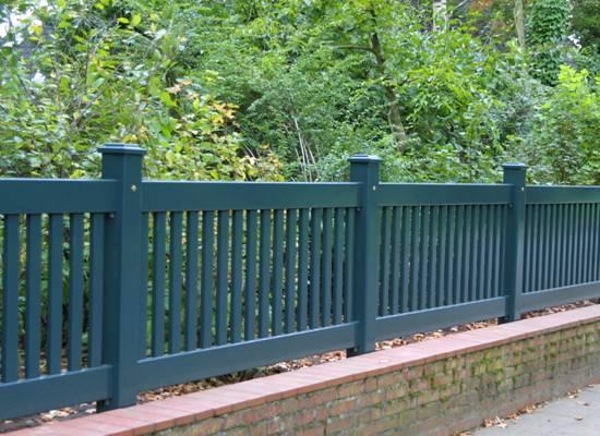 Houten Hekwerk Tuin : Hekwerken kopen hekwerken houten hekwerken hekwerken richmond